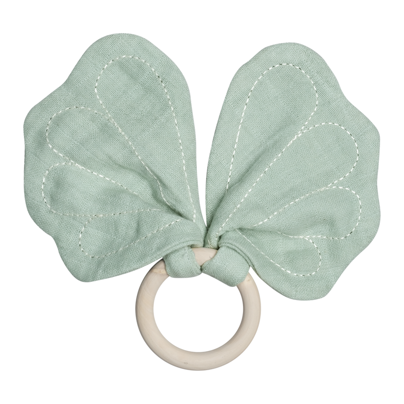 TEETHER - BUTTERFLY - HartCo. Home & Body