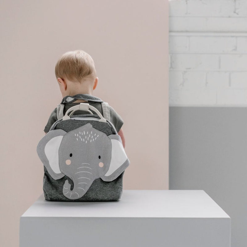 Elephant Back Pack Grey - HartCo. Home & Body