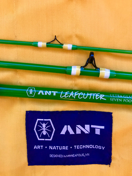 ANT Leafcutter Rod