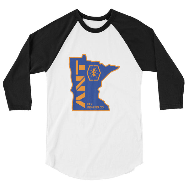 The ANT MN 3/4 Sleeve Raglan Shirt