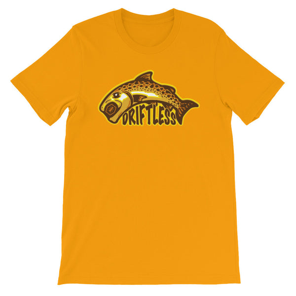 Driftless Gold Shirt