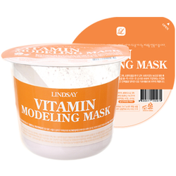 Vitamin Modeling Rubber Cup Mask