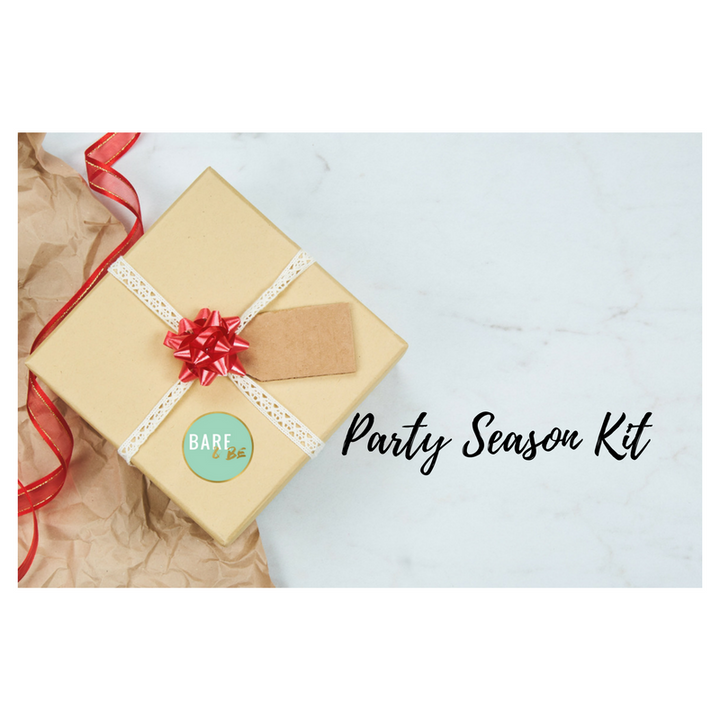 Party Season Sheet Mask Kit