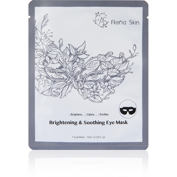 Brightening and Soothing Organic Eye mask