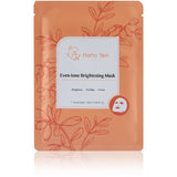 Even-tone Brightening Organic Sheet Mask