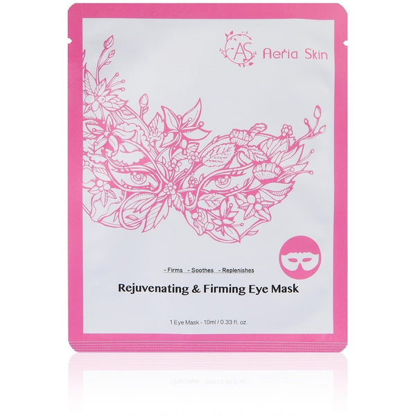Rejuvenating and Firming Organic Eye mask