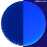 Sample swatch for UV Blue