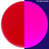 Sample swatch for UV Pink