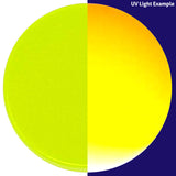 Sample swatch for UV Yellow