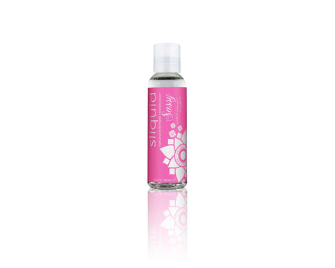 Image of Sliquid Sassy personal lubricant bottle