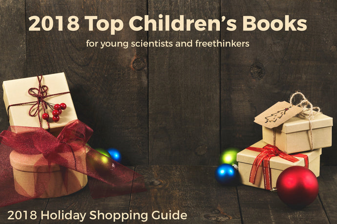 Top 10 Children's Books | 2018 Holiday Shopping Guide