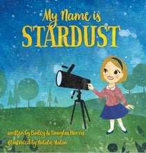 Autographed Book - My Name is Stardust