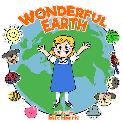 Wonderful Earth Hardcover (Pre-Order)