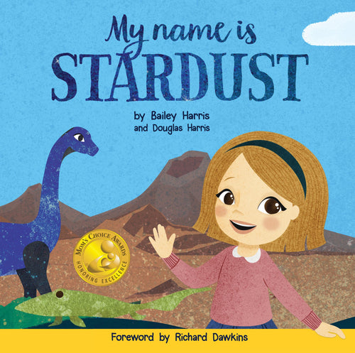 My Name is Stardust 2nd Edition Hardcover (pre-order)