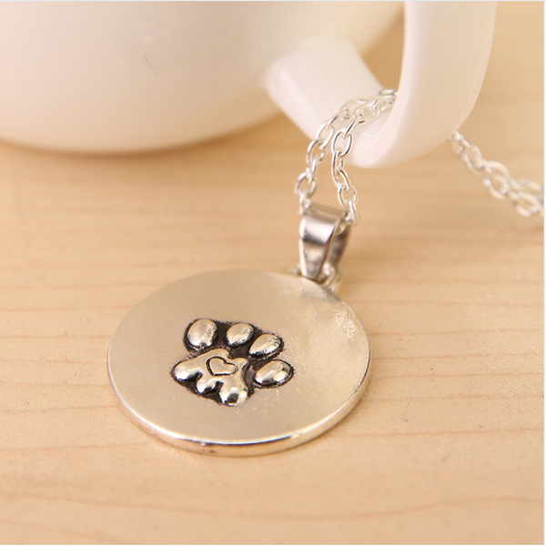 Purfect World Cat Pendant Necklace