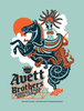 AVETT BROTHERS 2015 New Jersey Poster