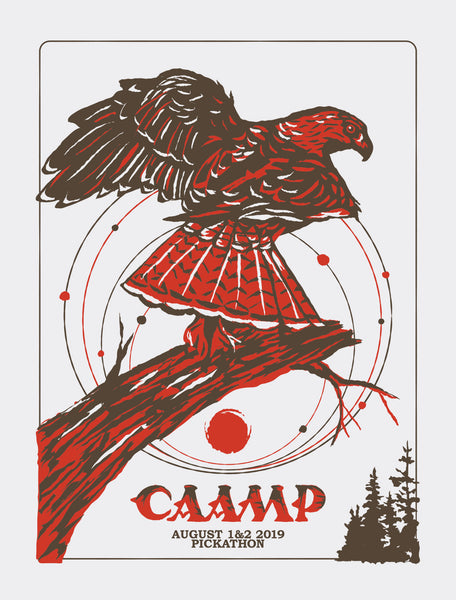 CAAMP Pickathon 2019 Poster