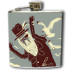 SEA CAPTAIN FLASK
