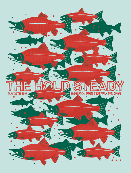 HOLD STEADY