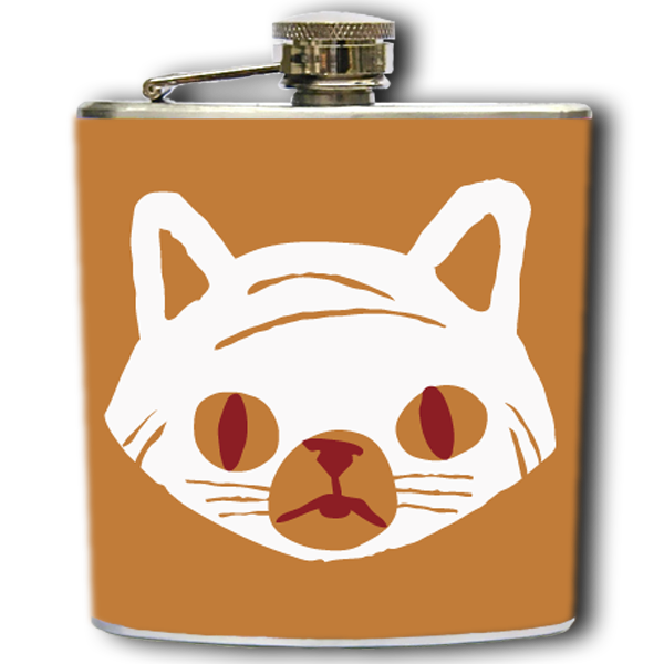 KITTY FLASK