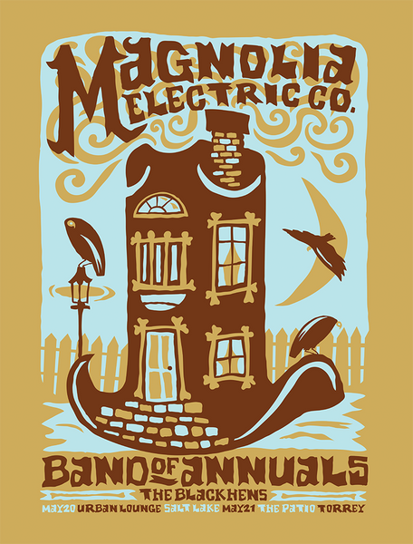 MAGNOLIA ELECTRIC CO.