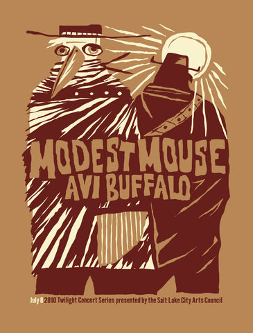 MODEST MOUSE - Twilight 2010