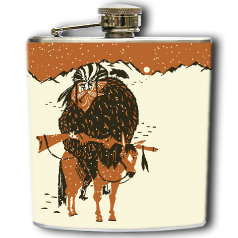 MOUNTAIN MAN FLASK
