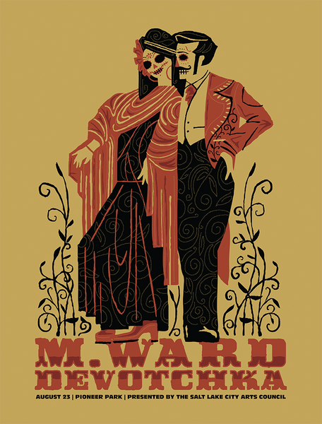 M. WARD | DEVOTCHKA