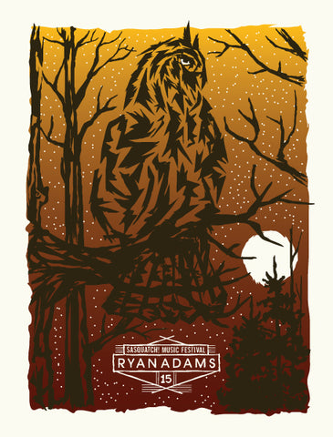 RYAN ADAMS Sasquatch! 2015