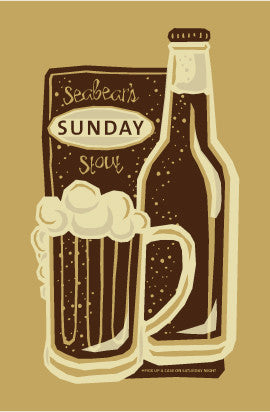 Seabear's Sunday Stout