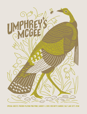 UMPHREY'S MCGEE Salt Lake City 2019