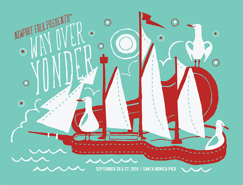 WAY OVER YONDER FEST 2014