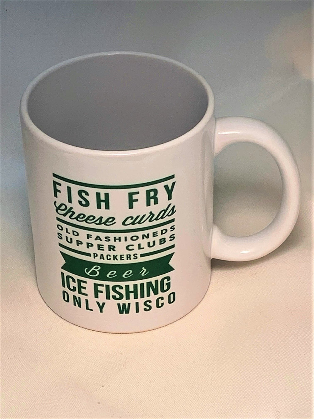 Fish Fry Cheese Curds Mug
