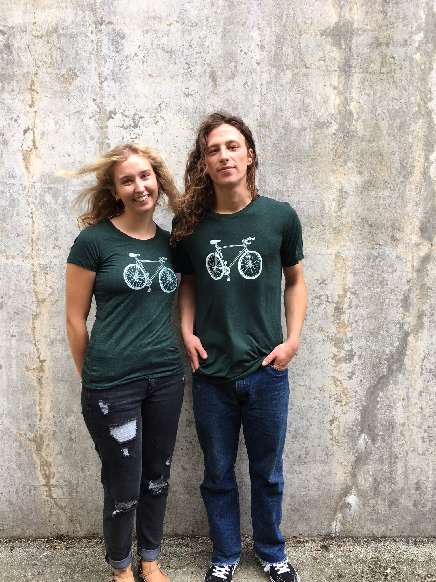 Road Bike Unisex T Shirt
