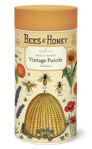Bees and Honey Puzzle-local pickup only