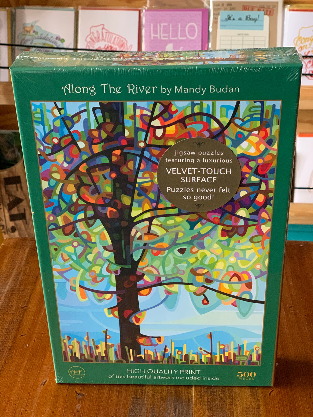 Along the River puzzle