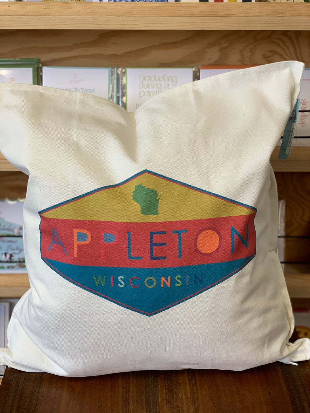 Appleton Pillow Cover