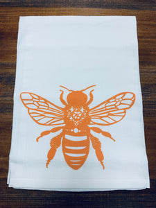 Bee Dishtowel