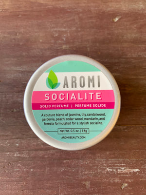 Aromi Solid Perfumes for Women