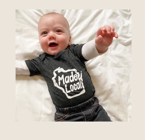 Made Local infant bodysuit