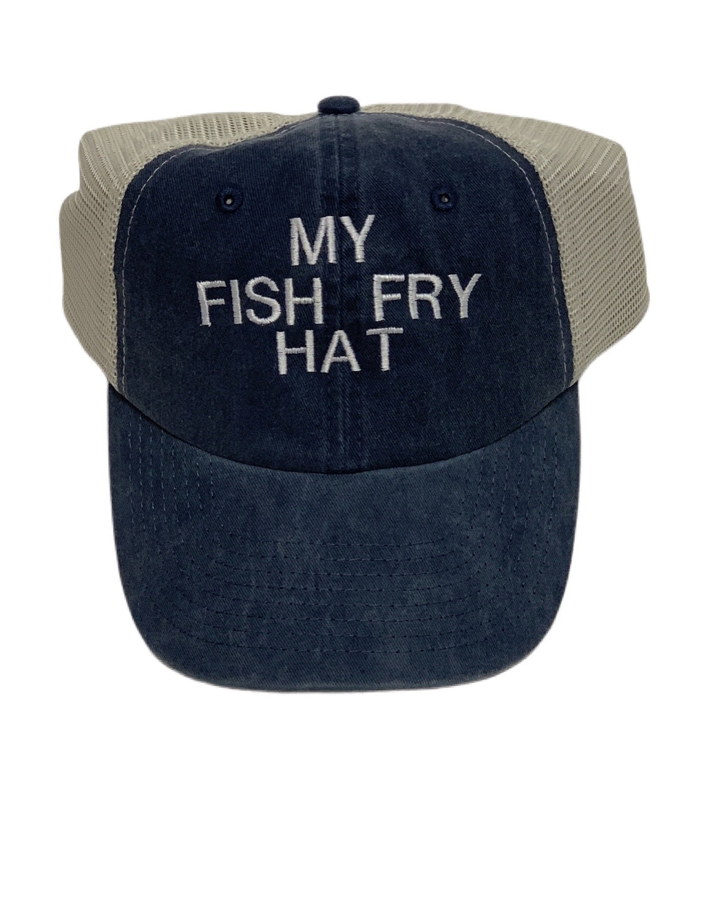 My Fish Fry Hat