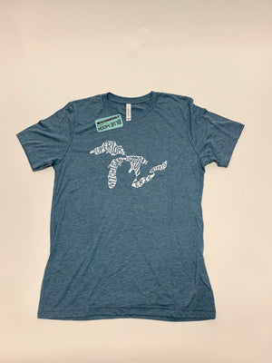 Great Lakes Unisex T shirt