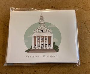 Emily Reetz Iconic Appleton card sets