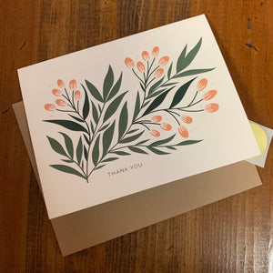 Thank You Card/Thank You/ Greeting Card
