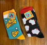 Wisconsin Socks for Men