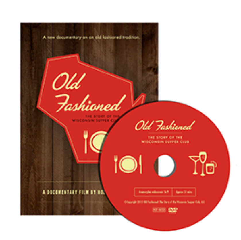 Old Fashioned- The story of the Wisconsin Supper Clubs DVD