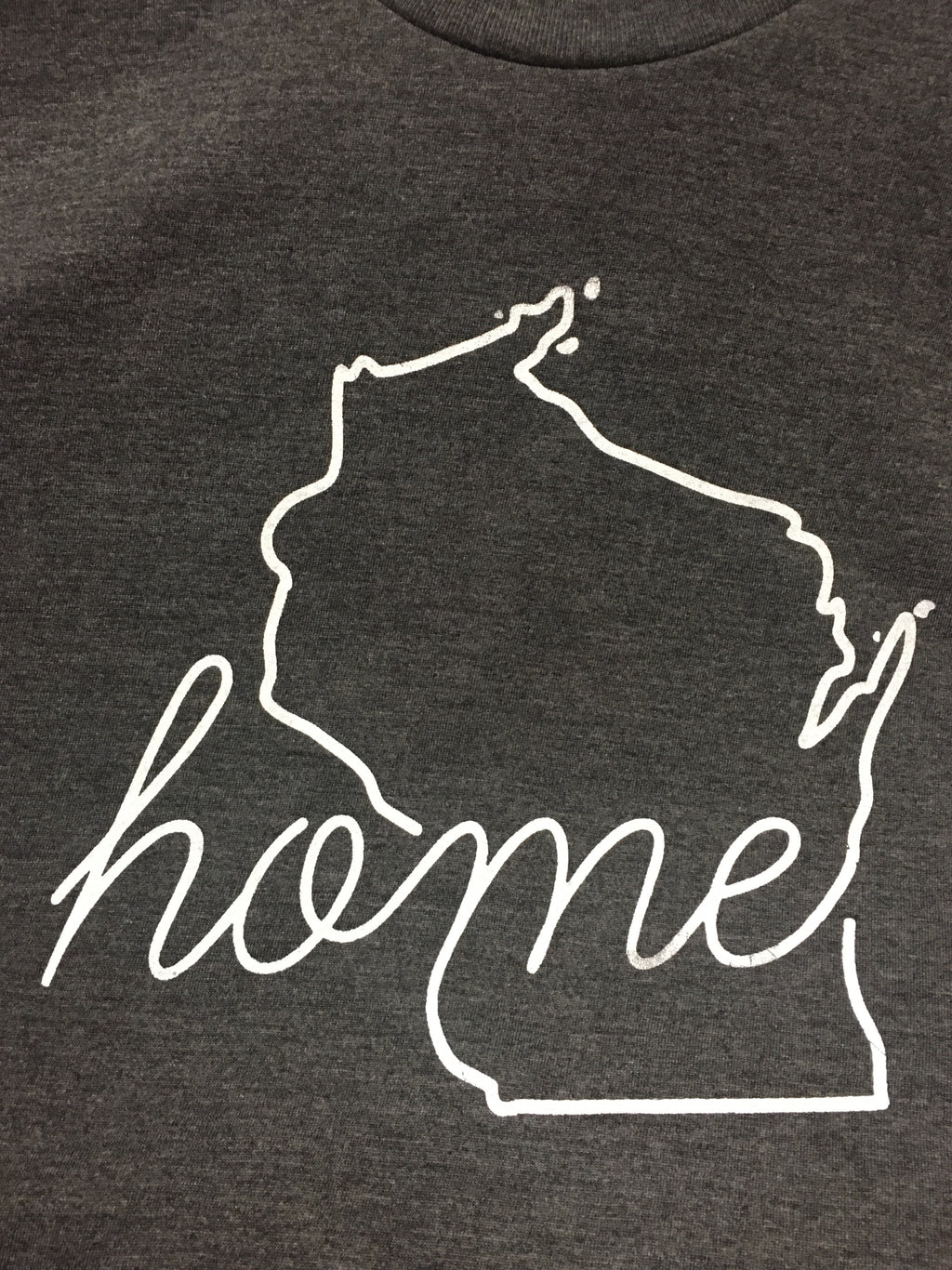 Wisconsin Home T shirt