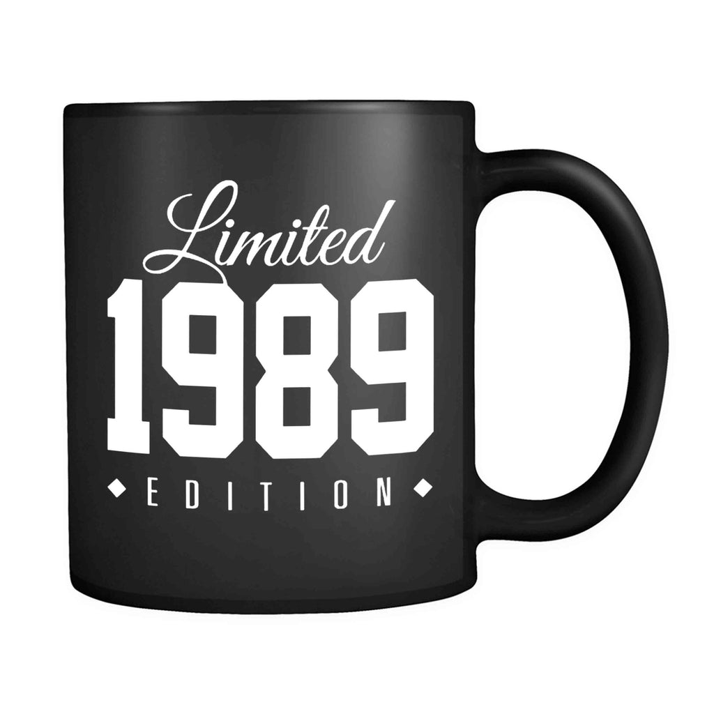 1989 Limited Edition 27th Birthday Party 11oz Mug
