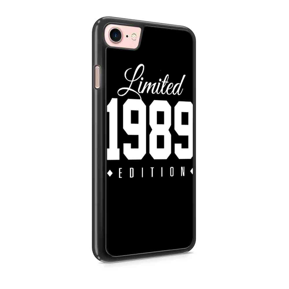 1989 Limited Edition 27Th Birthday Party Iphone 7 / 7 Plus / 6 / 6s / 6 Plus / 6S Plus / 5 / 5S / 5C Case