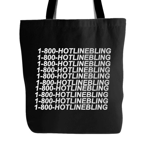 1 800 HotlineBling Sweatshirt Li Tote Bag